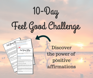 10 DayFeel Good Challenge