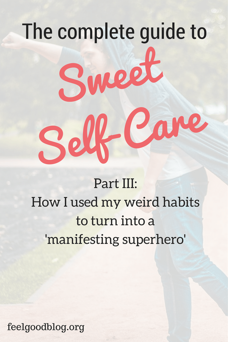 I have a weird habit (yes, just one). At the start of every new calendar year, I like to pay close attention to my very first thought. What is accompanying my one weird habit is a process I am a little more serious about.